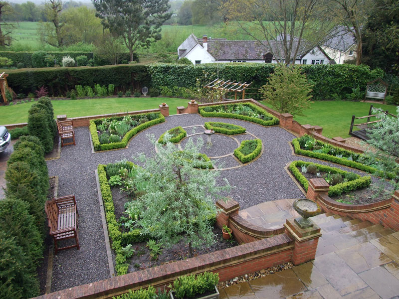 Garden Design And Landscaping In Staines Middlesex Surrey And - outside garden design